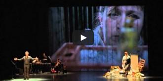 Vés a: «Homenatge a T», record teatral a Ovidi Montllor