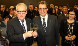 Tot i el cas Innova, Artur Mas avala l'alcalde de Vila-seca, Josep Poblet