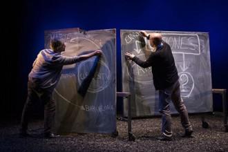 ... us convidem a «Distancia 7 minutos» de Titzina Teatre