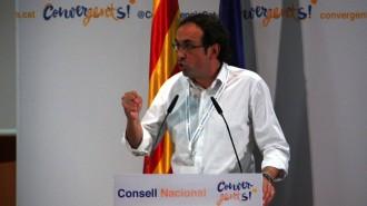 Rull apadrina les candidatures de CiU a Santpedor i Castellnou