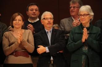 Més d'un miler de persones donen suport al jutge Santiago Vidal a Girona
