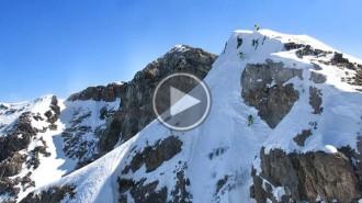 «Competint contra ningú», l'esquí de muntanya segons Nil Cardona i Gerard Vila