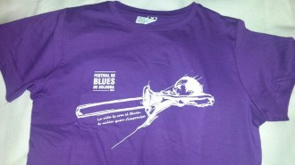 Guanyadors de dues samarretes del Festival de Blues de Solsona