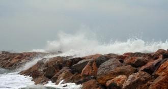 Protecció Civil demana extremar la prudència pel temporal