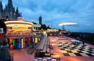 Aprofita el 2x1 en l'entrada al Parc d'Atraccions Tibidabo amb el Carnet Jove!