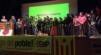 La CUP exigeix als partits que facin públiques les despeses de campanya