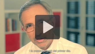 Josep Mayoral, «un granollerí que estima profundament la seva ciutat»