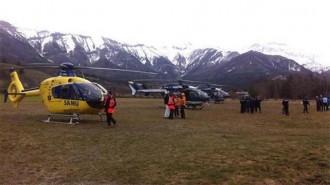 Sis vallesans entre les víctimes de l'accident aeri als Alps