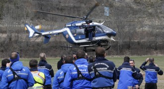 Deu gironins, entre els 150 morts a la tragèdia aèria dels Alps