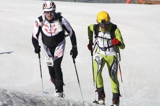 La darrera nevada garanteix una Skimarathon des de la Molina a Vallter