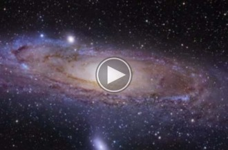 Cent milions d'estrelles en tres minuts