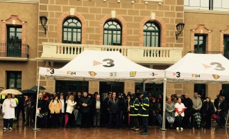 El Baix Montseny expressa el condol a les víctimes de Germanwings