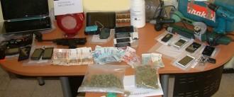 Desarticulen un grup de narcotraficants que proveïa de droga el Baix Penedès