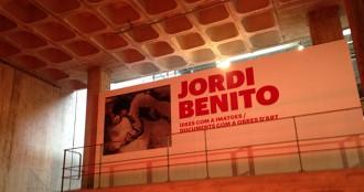 Jordi Benito, la «bèstia» artística de Granollers