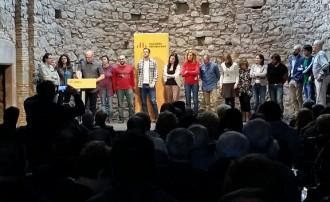 ERC Santpedor presenta una llista molt renovada