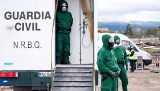 La Guàrdia Civil reforçarà la seguretat a les centrals nuclears tarragonines