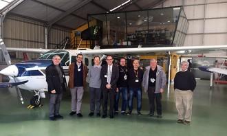 Estudien portar un mòdul d'FP aeronàutica a Sant Fruitós
