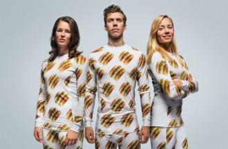 McDonald's treu profit de la seva «Big Mac» i crea una col·lecció de roba