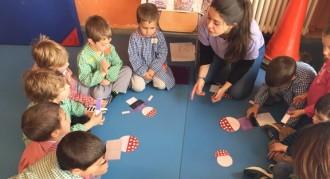 La Colla Jove obre el JOVESCOLA, un nou projecte casteller per a infants