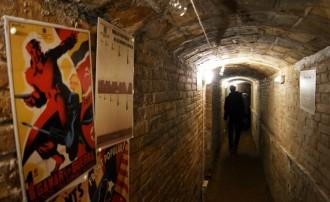 Vés a: El refugi antiaeri més gran de Tortosa, nova experiència històrica i turística