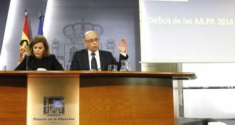 Vés a: Montoro insta la Generalitat a «dedicar-se al que s'ha de dedicar»