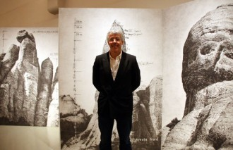 Lluís Hortalà reinterpreta les mítiques roques de Montserrat