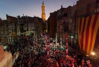 Vés a: Col·locada la primera pedra del Museu Casteller de Catalunya