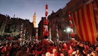 Col·locada la primera pedra del Museu Casteller de Catalunya a Valls