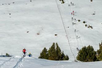 Les fotos de La Molina-Vallter Skimarathon