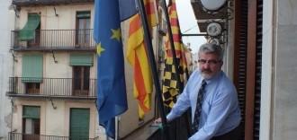 El jutge obliga l'Ajuntament de Balaguer a penjar la bandera espanyola