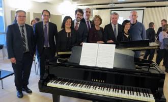 Berga, Puigcerdà i la Seu d'Urgell s'uneixen per impulsar el Conservatori dels Pirineus