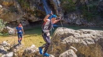 Izquierdo i Codina guanyen l'Ultra Trail Muntanyes Costa Daurada