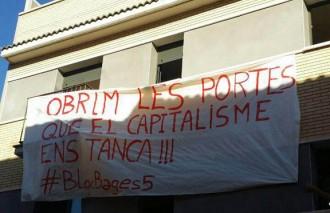 La PAHC Bages allibera el seu cinquè bloc a Manresa