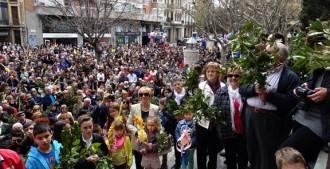 Diumenge de Rams dóna el tret de sortida a Setmana Santa