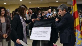 Prades inaugura un gimnàs municipal a les instal·lacions del Centre Cívic