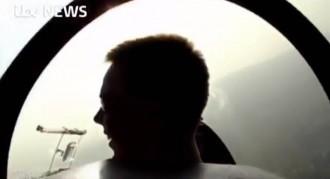 Vés a: Vídeo: Els primers passos d'Andreas Lubitz com a pilot d'avió