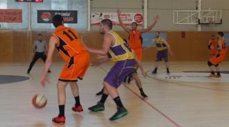 El Bàsquet Vendrell s'acosta a la permanència a Copa masculina