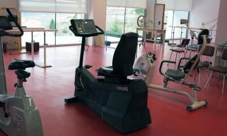 L'Hospital Sant Bernabé posa en marxa l'espai de rehabilitació a l'edifici nou