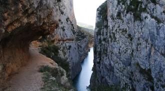 La plataforma contra la presa de Mont-rebei recull quasi 2.500 suports en quatre dies
