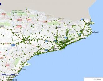 Consulteu les gasolineres més econòmiques de Catalunya