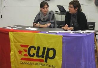 Laura Vallejos liderarà el tercer intent de la CUP de Sant Joan