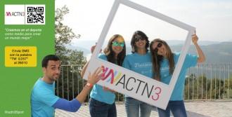 ACTN3 Sport a la cinquena edició de l'Oxfam Intermón Trailwalker
