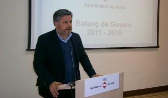 Batet: «Tot i la crisi, Valls ha millorat»