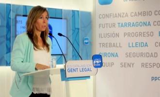Vés a: Alícia Sánchez-Camacho afirma que s'està «sobrevalorant» Ciutadans