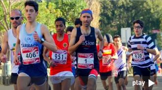 Centenars de persones participen al Quart de Marató Ciutat de Reus