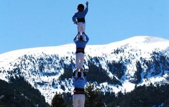 Els Bandarres actuen a l'estació d'esquí de La Molina