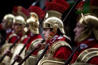 Armats de Camprodon i Campdevànol amb la legió que envaeix Girona