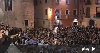 El vídeo casteller que va motivar un equip de bàsquet de Salamanca
