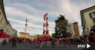La clàssica de 7 dels Xicots de Vilafranca a Itàlia