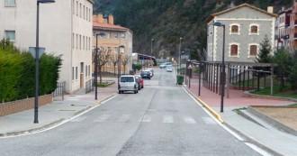 Guardiola de Berguedà inverteix 125.000 € en arreglar carrers i places